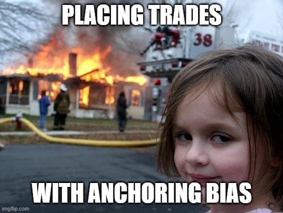 Anchoring Bias Finance